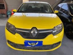 Logan 2016 ex taxi, completo+gnv, basta nome limpo, aprovação imediata