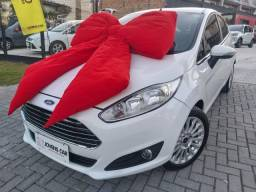 Ford New Fiesta Titanium 1.6 Automatico