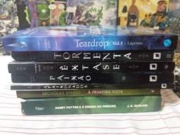 Livros 10 reais cada