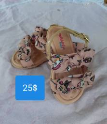 sandalha molequinha /19