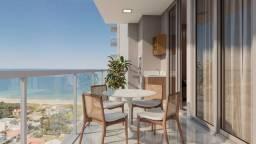 Apartamento 03 dormitórios, vista mar em balneário Piçarras