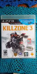 "Jogo ""Killzone 3"" - PlayStation 3"