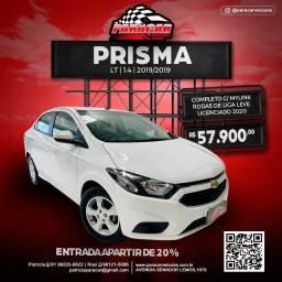 Prisma Lt 1.4 2019 Com 29.000km
