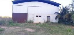 Galpão com 450 m² localizado na BR 381 - Governador Valadares!