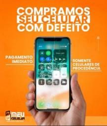 Compra-se celular com defeito