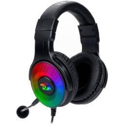 Headset Gamer Gamer Redragon Pandora RGB H350RGB - Loja Natan Abreu