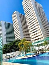 NF- Apartamento, na Orla do Janga, 2 quartos. Pronto para morar! ##