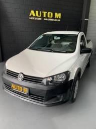 Volkswagen saveiro 2016 1.6 mi trendline cs 8v flex 2p manual