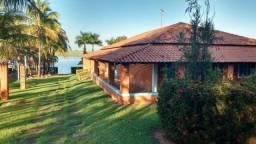 Rancho com 4 dormitórios à venda, 408 m² por R$ 600.000,00 - Brejo Alegre - Penápolis/SP