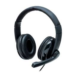 Headset Pro Multilaser Preto Usb Ph317