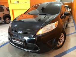 New Fiesta Se  1.6 2011/2012 ( Completo + Gnv )