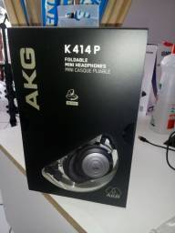 Fones de retorno, AKG K414P