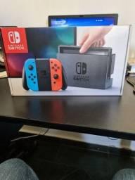 Título do anúncio: Nintendo Switch Desbl+HDD com 500Gb de Jogos