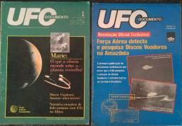 Revistas UFO, Fita VHS Ufologia, Fator X, raridades, antiguidade