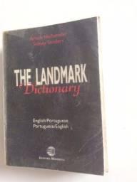 Título do anúncio: The landmark dictionary - para estudantes brasileiros de inglês