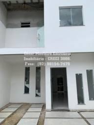 Casa 3 quartos- Duplex -