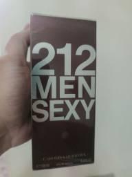Perfume importado 212 Men Sexy 100ml LACRADO