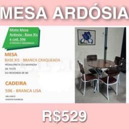 Título do anúncio: Mesa de  jantar ardósia mesa de jantar ardósia 8685