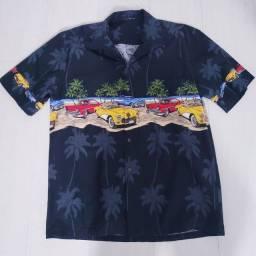 Camisa Hawaiiana de Cadilac