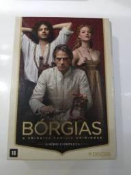 Box Os Bórgias 11 Discos PT e Inglês