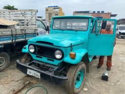 Toyota bandeirante diesel 4x4 81