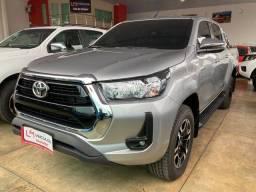 Título do anúncio: Hilux SRV 4x4 Diesel