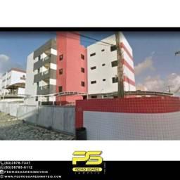 Título do anúncio: Apartamento com 3 dormitórios para alugar, 80 m² por R$ 1.100/mês - Bancários - João Pesso
