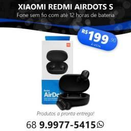 Xiaomi Redmi AirDots S (Novo, lacrado, pronta entrega)