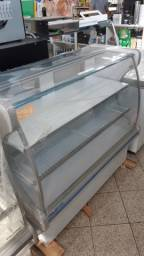 Balcão Refrigerado 1,25m p/ Bebidas e Laticinios
