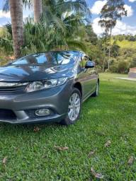 Honda Civic 2013/2014   1.8 chave reserva manual