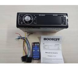 Toca Radio Booster Bluetooth Usb Sd 800w Ñ Pioner