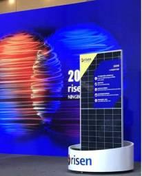 Painel Solar 500W Monocristalino Risen