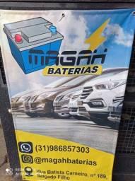 Baterias MAGAH * baterias novas *