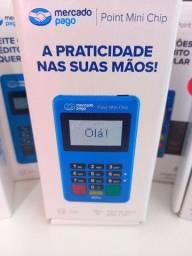 Título do anúncio: Maquininha Com CHIP (NÃO PRECISA TER CONTA EM BANCO).