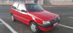 Título do anúncio: Fiat uno Mille 1.0 fire / flex / economy / 2 portas