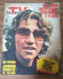 Antiga revista intervalo de 1971