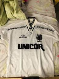 Camisa Santos retro