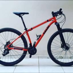 Título do anúncio: Bicicleta MTB Caloi Two Niner - Seminova