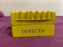 Caixa Relógio Invicta Original