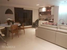 Título do anúncio: Apartamento com 3 dormitórios à venda, 116 m² por R$ 790.000,00 - Patamares - Salvador/BA