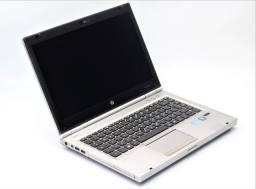 Título do anúncio: Notebook Hp Elitebook 8460p core i5 500GB HD 4GB ram NF até 12x