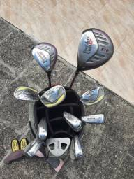 tacos de golfe - jogo completo - feminino - canhota