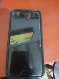 Título do anúncio: ZenFone 4 Pro 64gb/6gb trincado