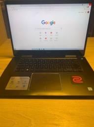 Notebook Dell Inspiron 15 7000 2~1 Core i7-8550U Geforce MX130 16GB - SSD 512GB - HD 1TB