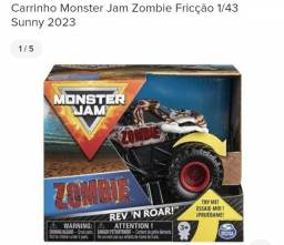 Monster Jam Zombie escala 1:43