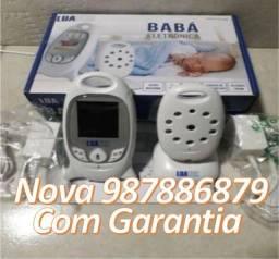 Babá Eletrônica para Bebê