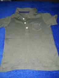 5 camisas
