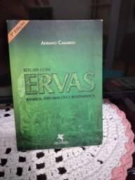 Livro: Rituais Com Ervas: Banhos, Defumações e Benzimentos