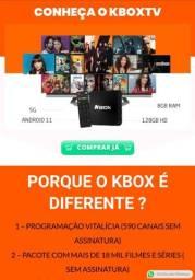 KboxTV<br><br>Entretenimento, Lazer e Diversão<br><br>