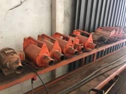 Motores para mangote vibratório